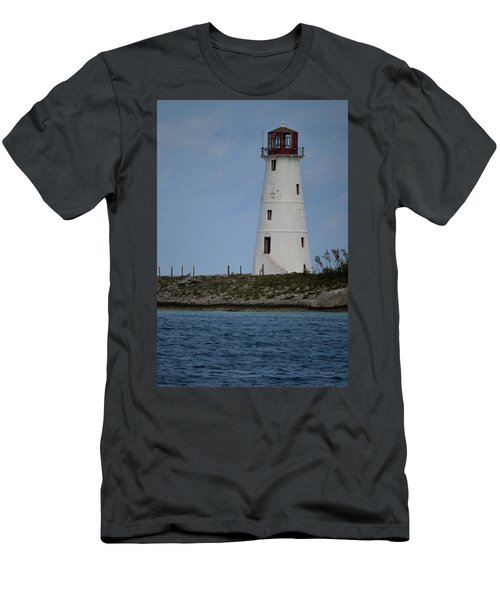 Lighthouse Watch Men's T-Shirt (Athletic Fit)