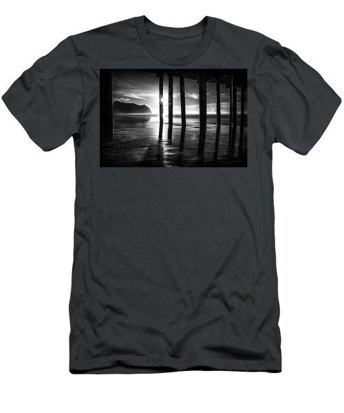 Lighting Up The Dark Men's T-Shirt (Athletic Fit)