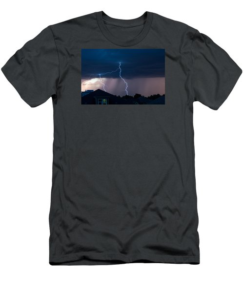 Lightning 2 Men's T-Shirt (Athletic Fit)