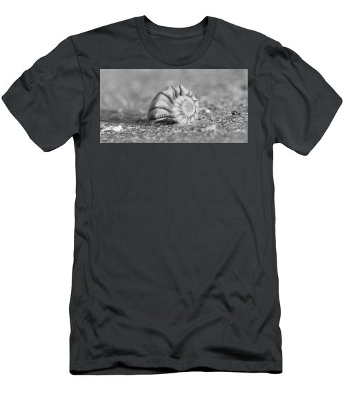 Lightning Whelk Men's T-Shirt (Athletic Fit)