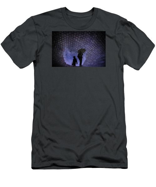 Like Tunel Men's T-Shirt (Athletic Fit)