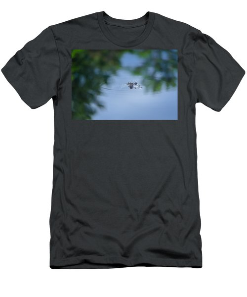 Lil Guy Men's T-Shirt (Slim Fit) by Craig Szymanski