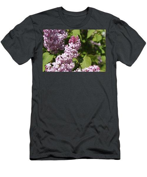 Lilacs 5552 Men's T-Shirt (Athletic Fit)