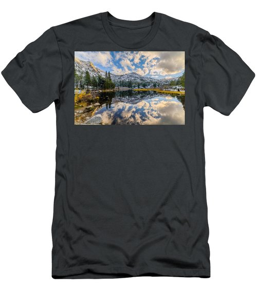 Lily Lake Men's T-Shirt (Athletic Fit)