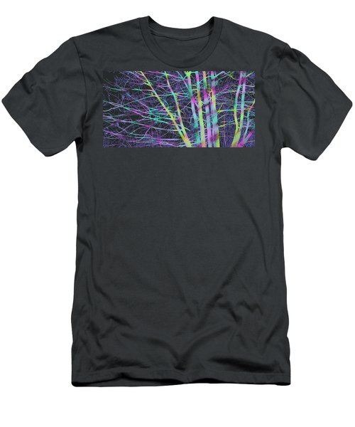 Limbs And Twigs Men's T-Shirt (Slim Fit)