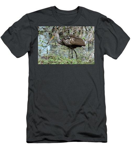 Limpkin Men's T-Shirt (Athletic Fit)