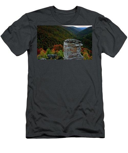 Lindy Point Men's T-Shirt (Athletic Fit)