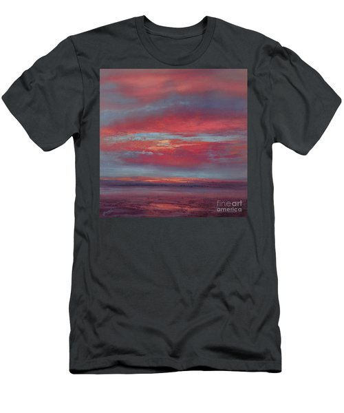 Lingering Heat Men's T-Shirt (Athletic Fit)
