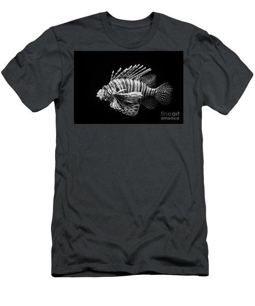 Lion Fish Men's T-Shirt (Athletic Fit)
