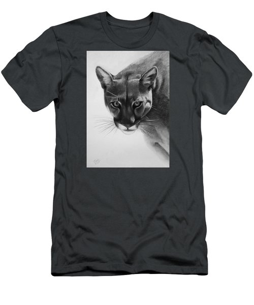 Lion Of The Andes Men's T-Shirt (Athletic Fit)