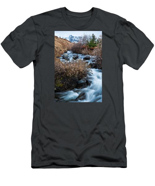 Liquid Winter Men's T-Shirt (Athletic Fit)