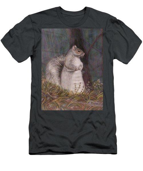 Listening Men's T-Shirt (Slim Fit) by Martha Ayotte