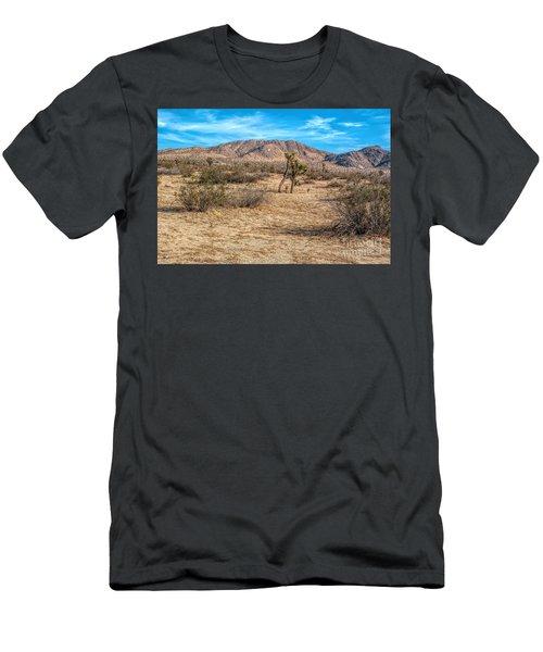 Little Butte Men's T-Shirt (Athletic Fit)