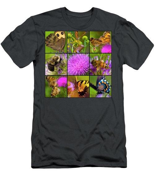 Little Guys  Men's T-Shirt (Athletic Fit)