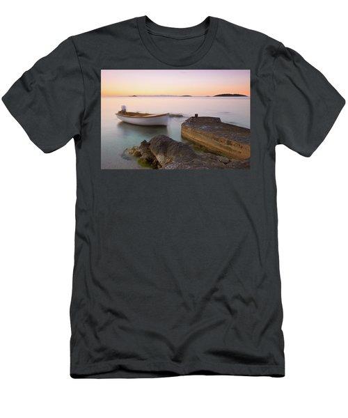 Little Haven Men's T-Shirt (Athletic Fit)