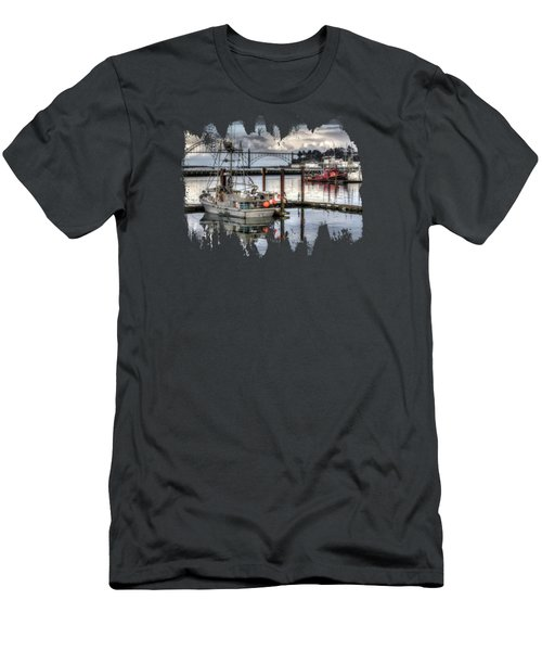 Little J Men's T-Shirt (Athletic Fit)