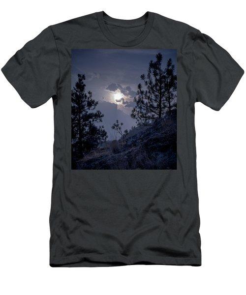 Little Pine Men's T-Shirt (Athletic Fit)