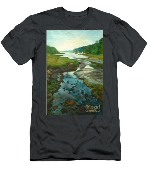 Little River Gloucester Men's T-Shirt (Athletic Fit)
