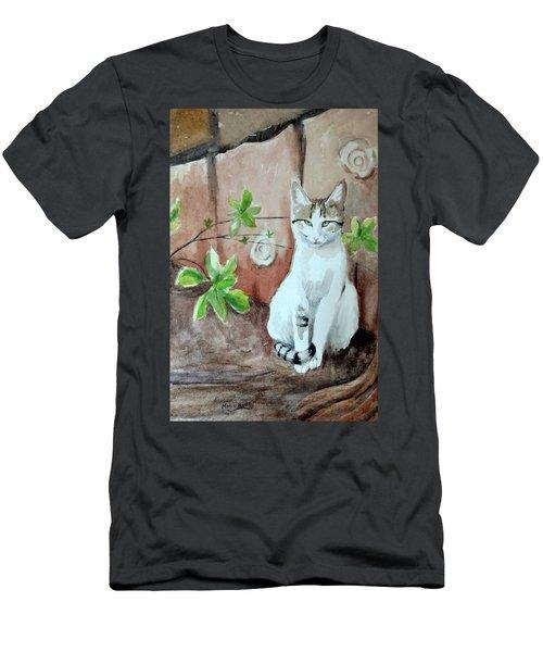Little Singer Men's T-Shirt (Athletic Fit)