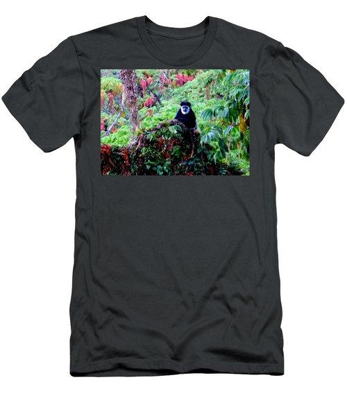 Living Rousseau Men's T-Shirt (Athletic Fit)