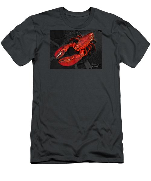 Lobstah Men's T-Shirt (Athletic Fit)