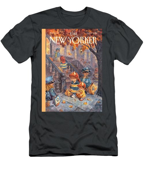 Local Heroes Men's T-Shirt (Athletic Fit)