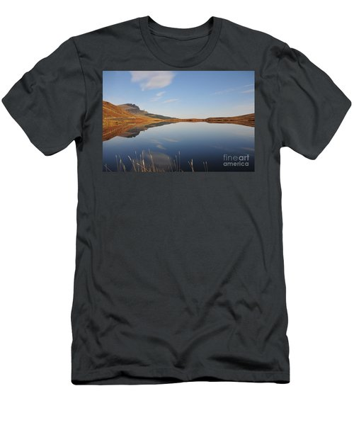 Loch Leatham Men's T-Shirt (Athletic Fit)