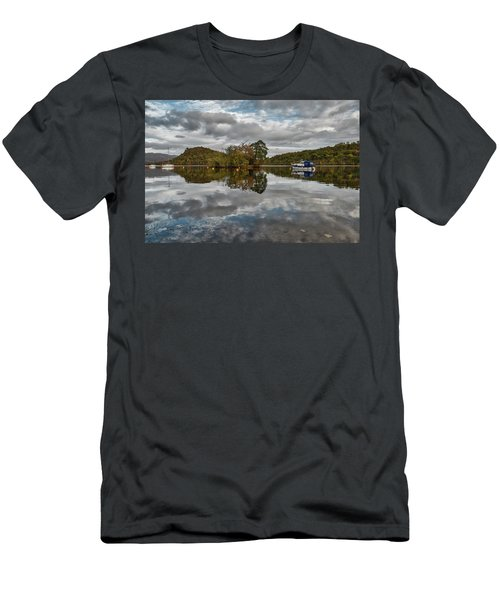 Loch Lomond At Aldochlay Men's T-Shirt (Athletic Fit)