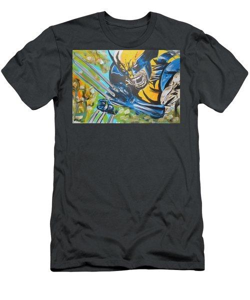 Logan Time Men's T-Shirt (Athletic Fit)