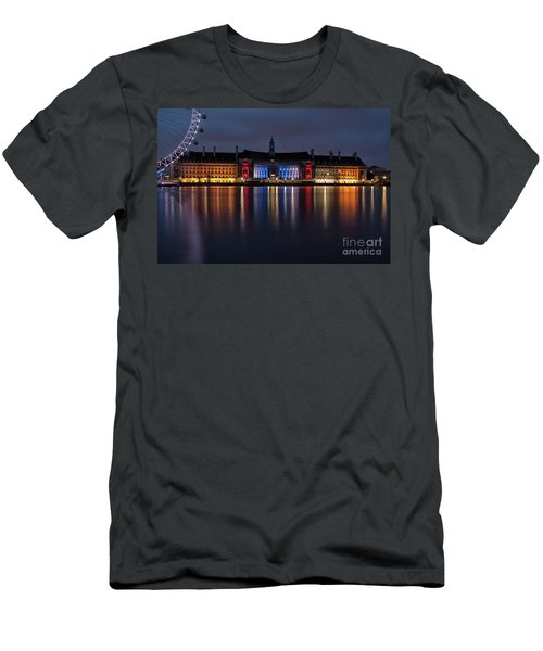 London County Hall Men's T-Shirt (Athletic Fit)