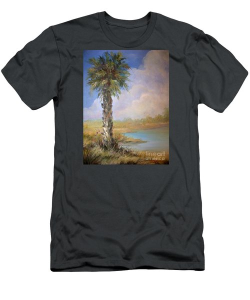 Lone Palm Men's T-Shirt (Athletic Fit)