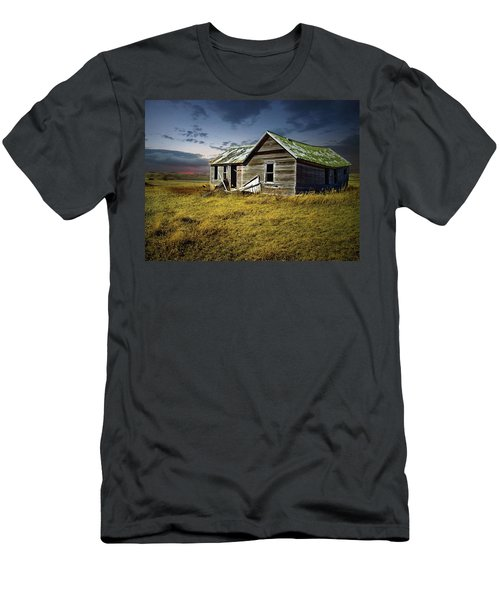 Lonely House Men's T-Shirt (Athletic Fit)