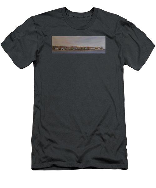 Long Cove Fall Men's T-Shirt (Athletic Fit)