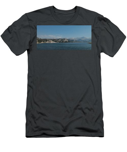 Long Lake Shoshone National Forest Men's T-Shirt (Athletic Fit)