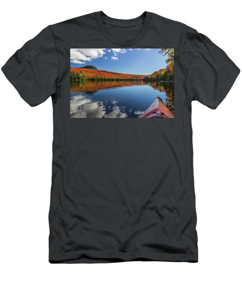 Long Pond From A Kayak Men's T-Shirt (Athletic Fit)