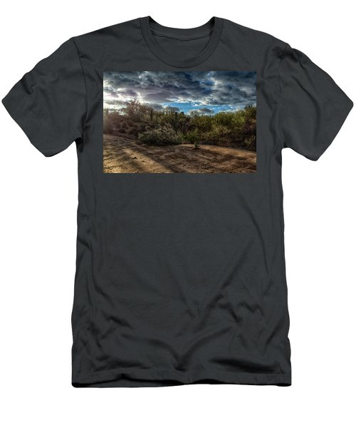 Long Shadows Men's T-Shirt (Athletic Fit)