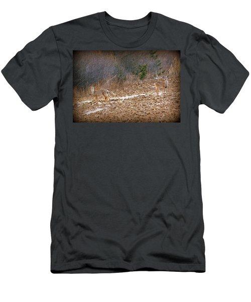 Long Winter Men's T-Shirt (Athletic Fit)