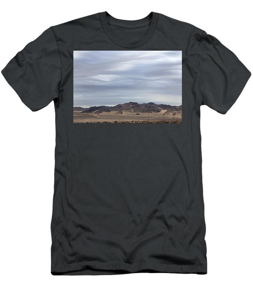 Look Into Sky Men's T-Shirt (Athletic Fit)