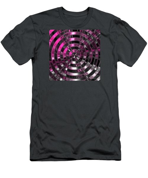 Look To The Center Men's T-Shirt (Athletic Fit)