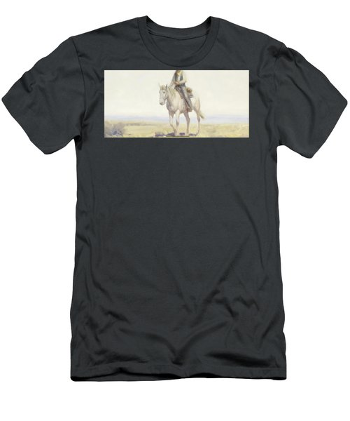 Lookin For Strays Men's T-Shirt (Athletic Fit)