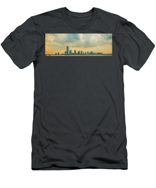 Looking At New Jersey Men's T-Shirt (Athletic Fit)