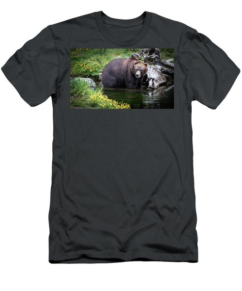 Looking For Dinner Men's T-Shirt (Athletic Fit)