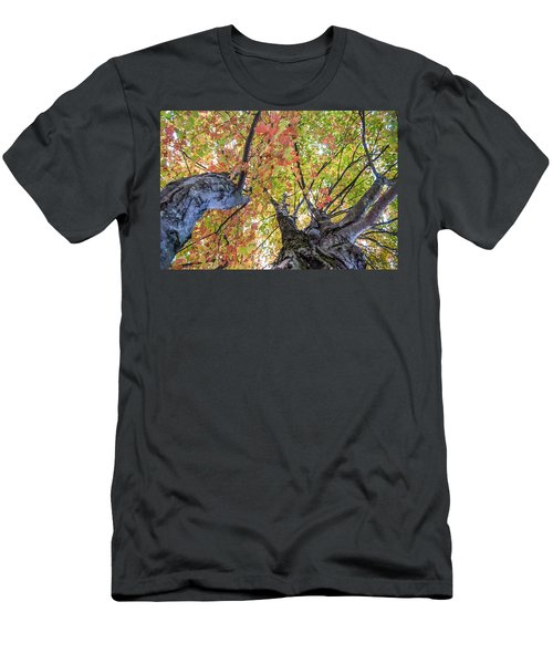 Looking Up - 9670 Men's T-Shirt (Athletic Fit)