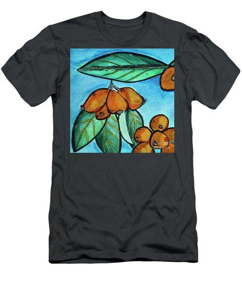 Loquats I Men's T-Shirt (Athletic Fit)