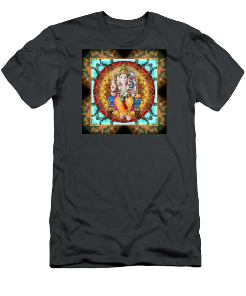 Men's T-Shirt (Slim Fit) featuring the photograph Lord Generosity by Bell And Todd