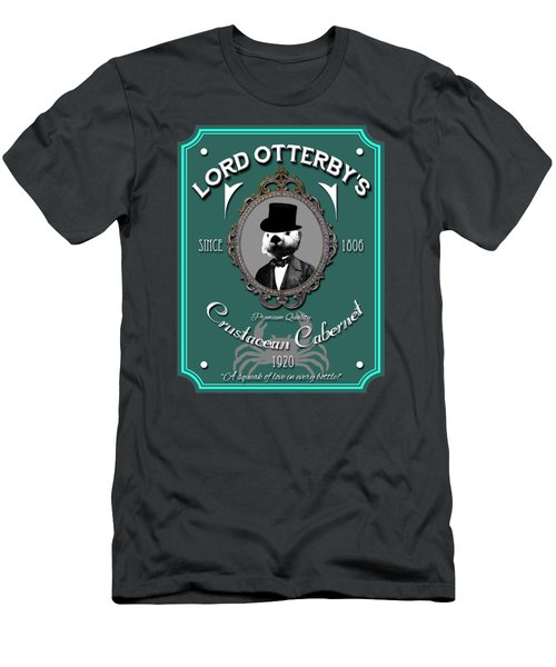 Lord Otterby's Men's T-Shirt (Athletic Fit)