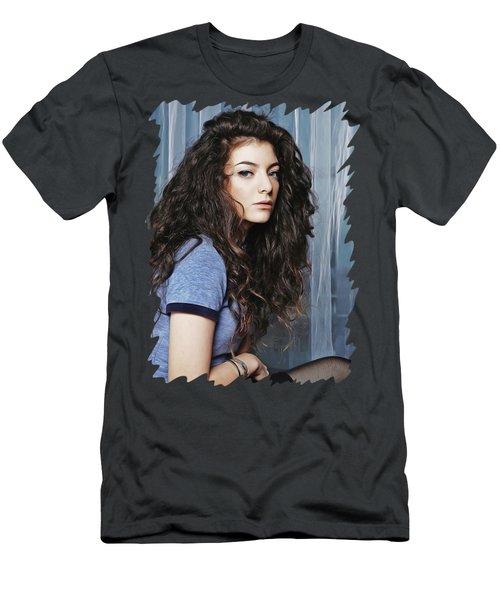Lorde Men's T-Shirt (Athletic Fit)
