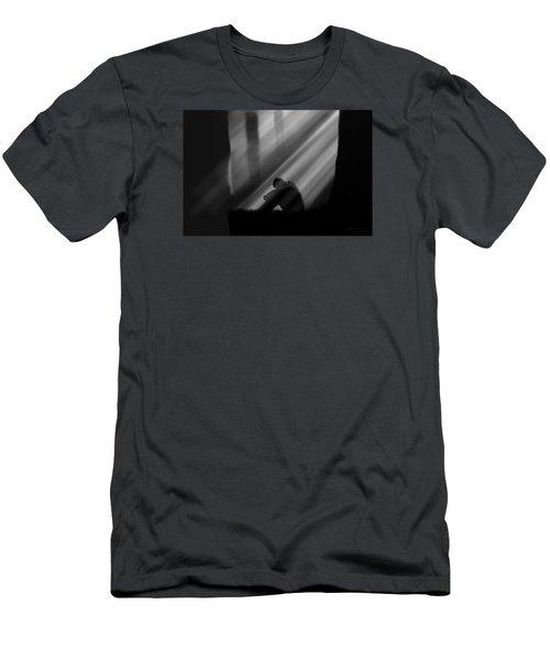 Loss Men's T-Shirt (Slim Fit) by Salman Ravish