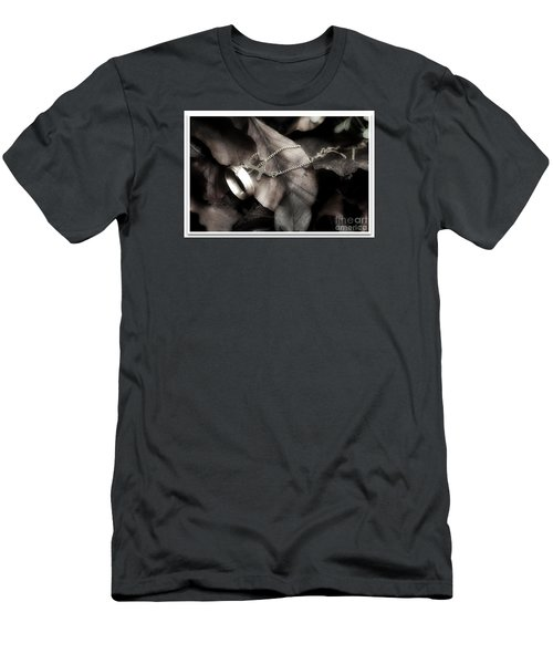 Men's T-Shirt (Slim Fit) featuring the photograph Lost Love by Gary Bridger