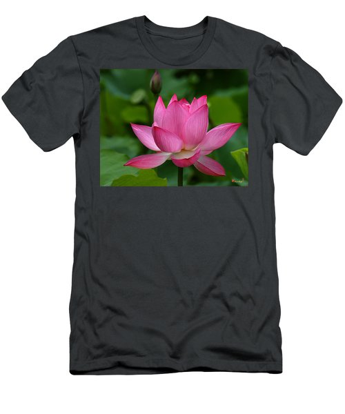 Lotus--shades Of Past And Future Dl029 Men's T-Shirt (Athletic Fit)